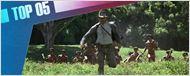 Top 5 des poursuites avec des indigènes [VIDEO]