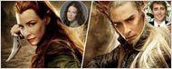 """Evangeline Lilly et Lee Pace sont dans """"Le Hobbit"""" : qu'étaient-ils devenus ?"""