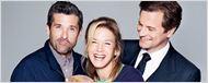 Bridget Jones 3 : Patrick Dempsey, Renée Zellweger et Colin Firth prennent la pose