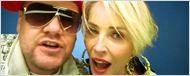 Sharon Stone se lance dans le rap chez James Corden
