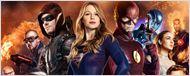 Arrow, Flash, Supergirl... Stephen Amell tease le super cross-over de la CW