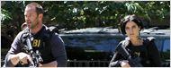 Blindspot : Jaimie Alexander et Sullivan Stapleton en action sur le tournage de la saison 2