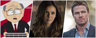 """Rattrapage séries : de la mort d'un des héros de """"Vampire Diaries"""" aux élections US vues par """"South Park"""", tout ce qu'il faut retenir cette semaine !"""