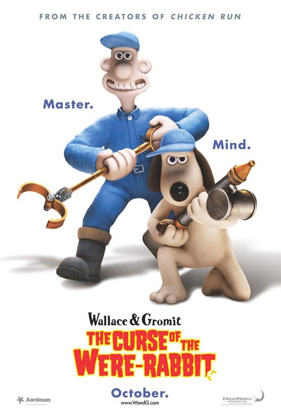Wallace et Gromit : le Mystère du lapin-garou en streaming