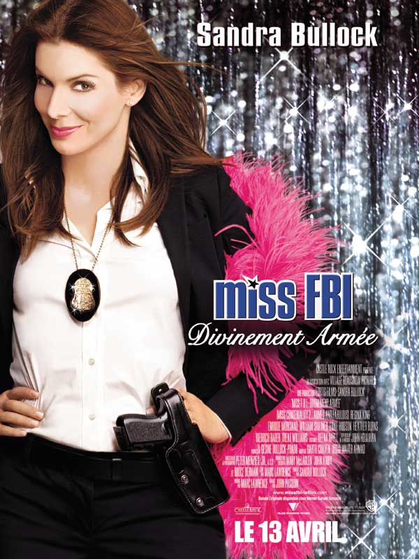 Miss FBI : divinement armée en streaming