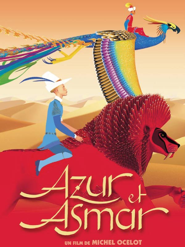 Azur et Asmar en Streaming