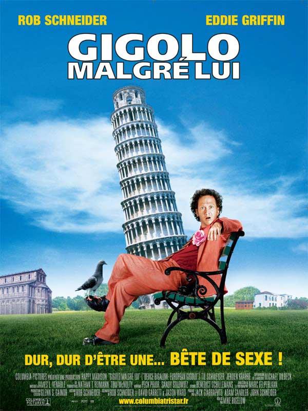 Download Deuce Bigalow : Gigolo malgré lui FRENCH Poster