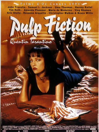 Pulp Fiction en streaming