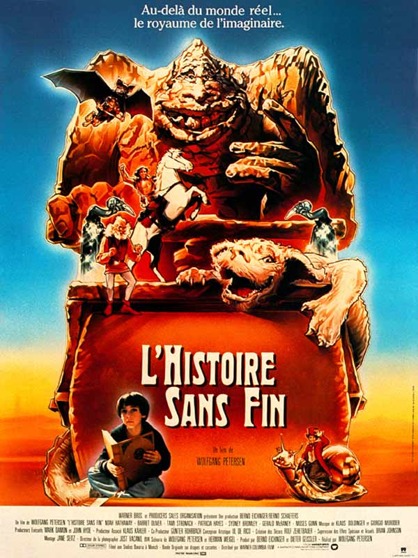 Download L'Histoire sans fin FRENCH Poster