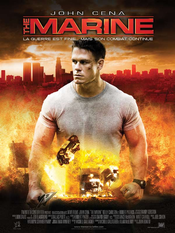 Download The Marine FRENCH Poster