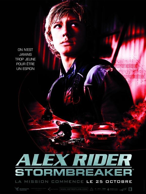 Alex Rider : Stormbreaker en streaming uptobox