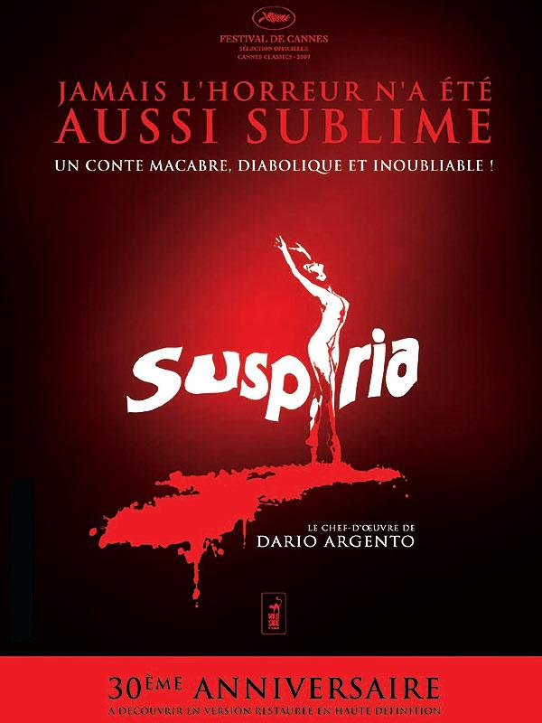 Suspiria affiche