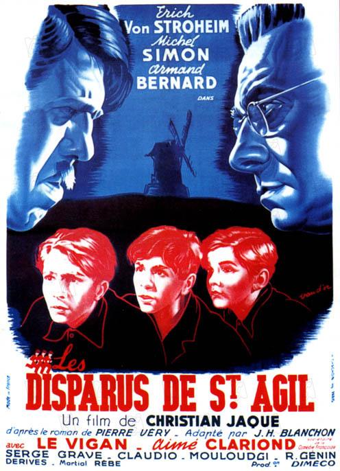 Les Disparus de Saint-Agil FRENCH DVDRIP 1938
