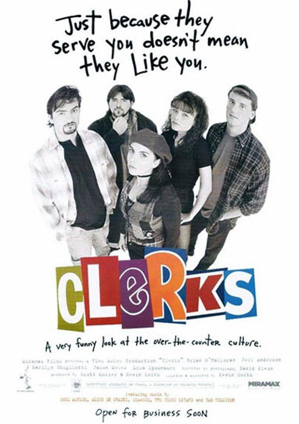 Clerks, les employés modèles en streaming