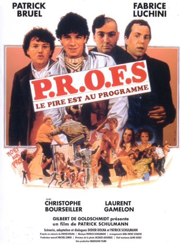 P.R.O.F.S. en streaming