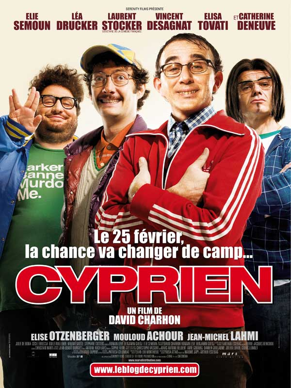 Download Cyprien FRENCH Poster