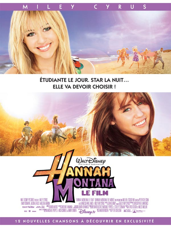Download Hannah Montana, le film Poster