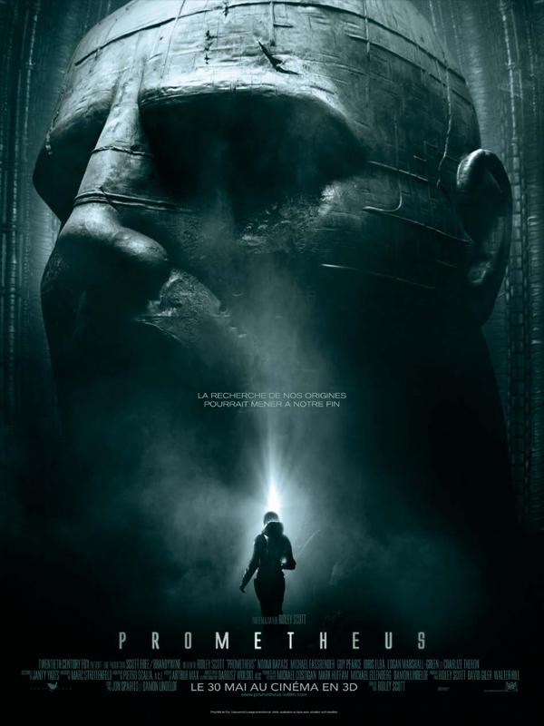 Prometheus en streaming uptobox