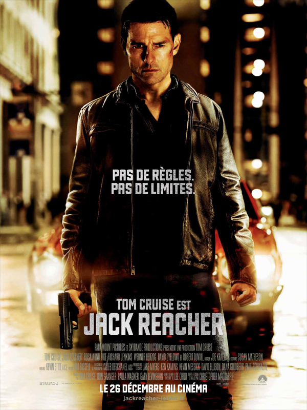 JACK REACHER en streaming uptobox
