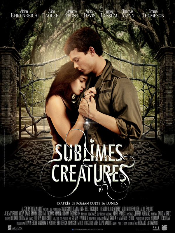 Sublimes créatures  en streaming