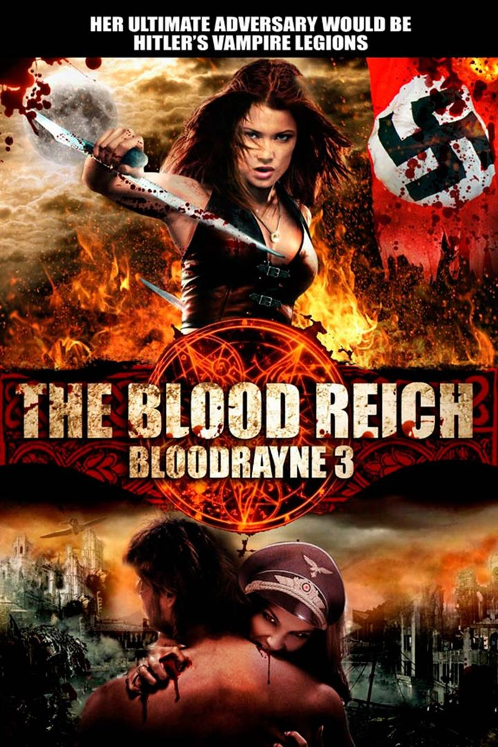 Bloodrayne: The Third Reich en Streaming