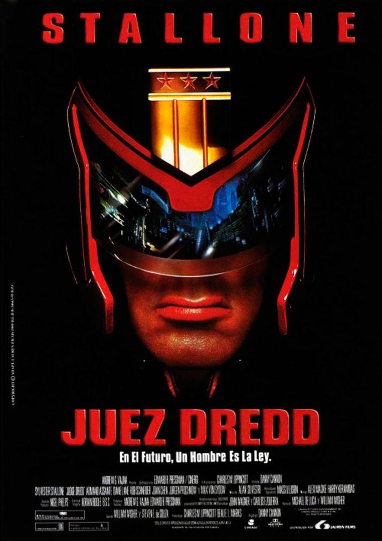 Judge Dredd en streaming