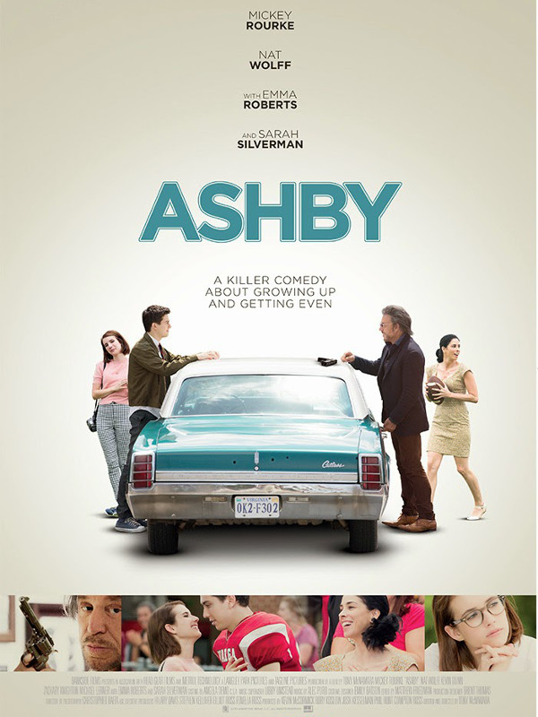 Ashby en streaming