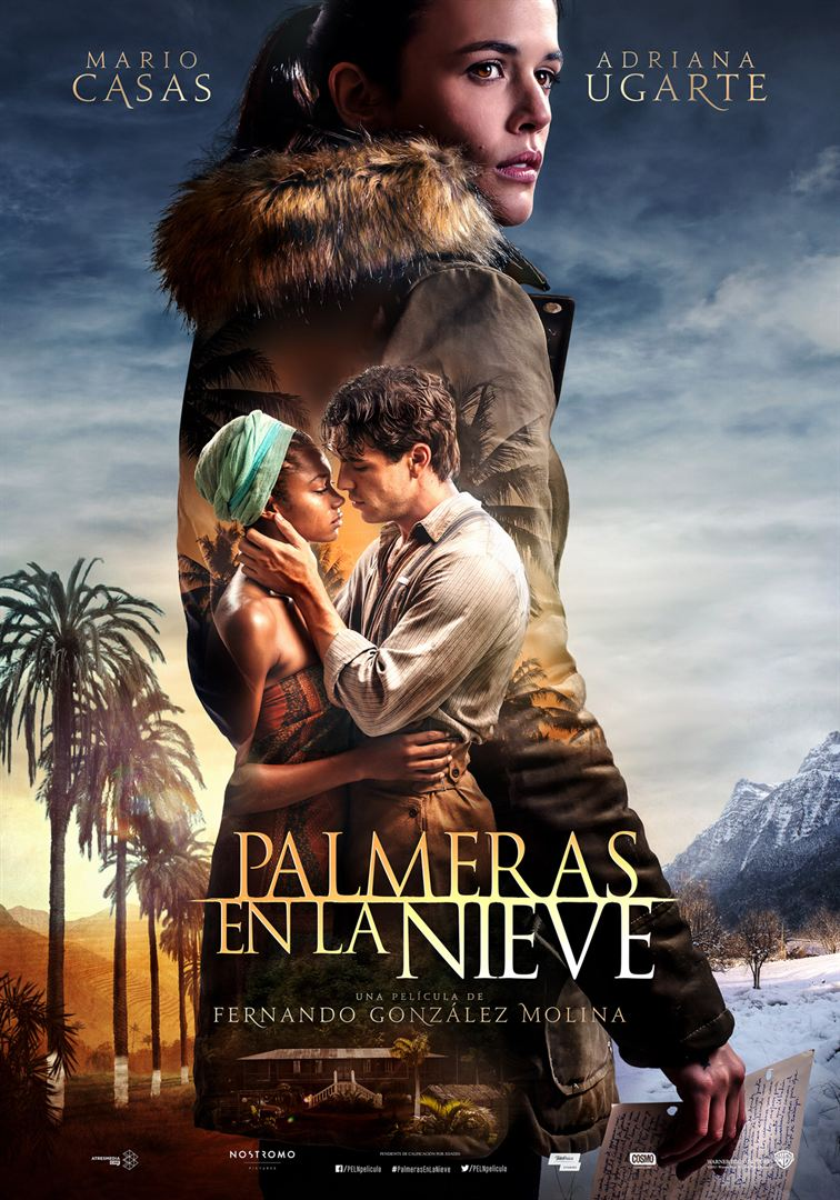 Palmeras en la nieve en streaming