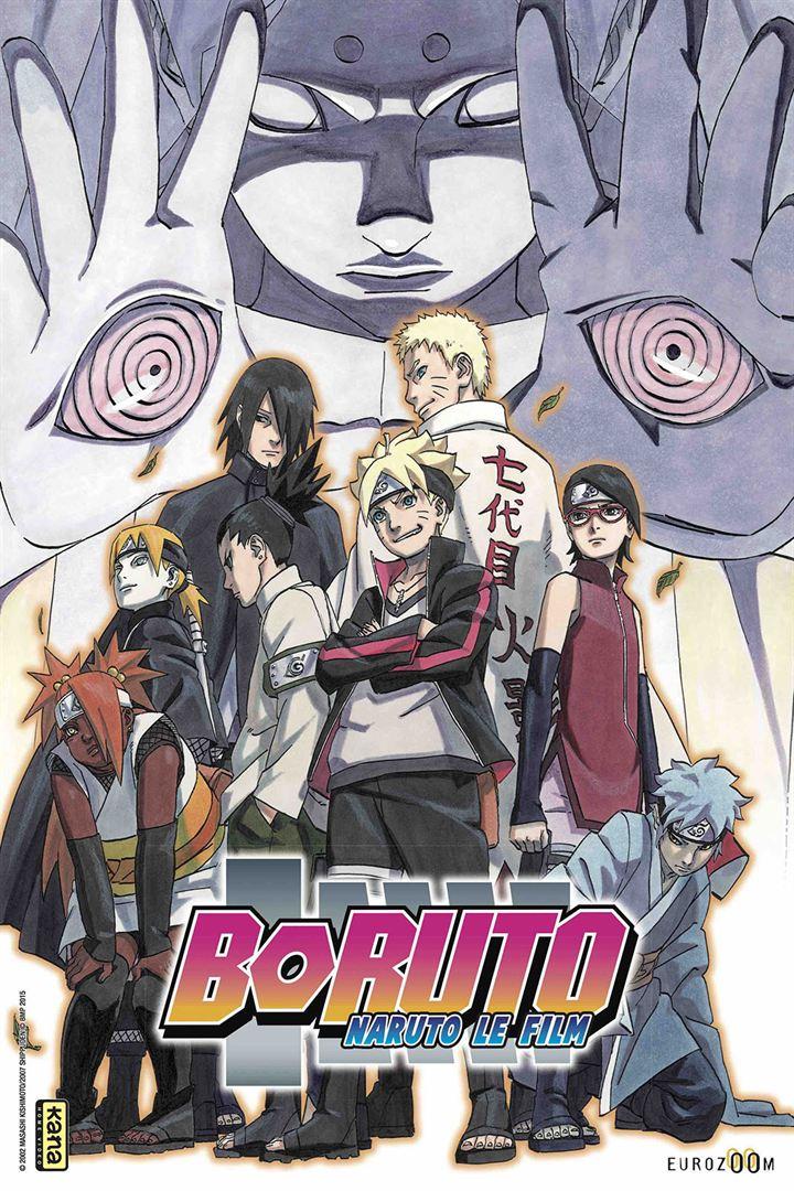 Boruto : Naruto, le film en streaming uptobox