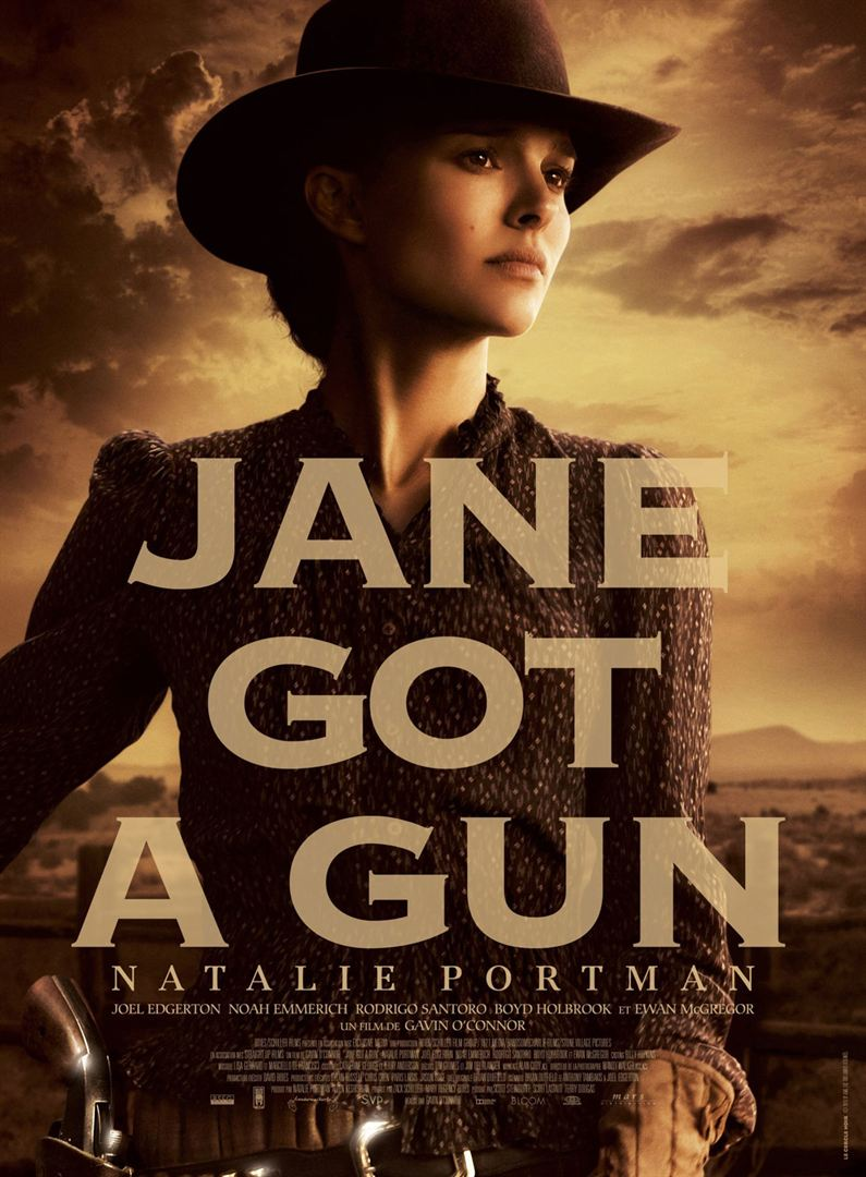 Jane Got a Gun en streaming