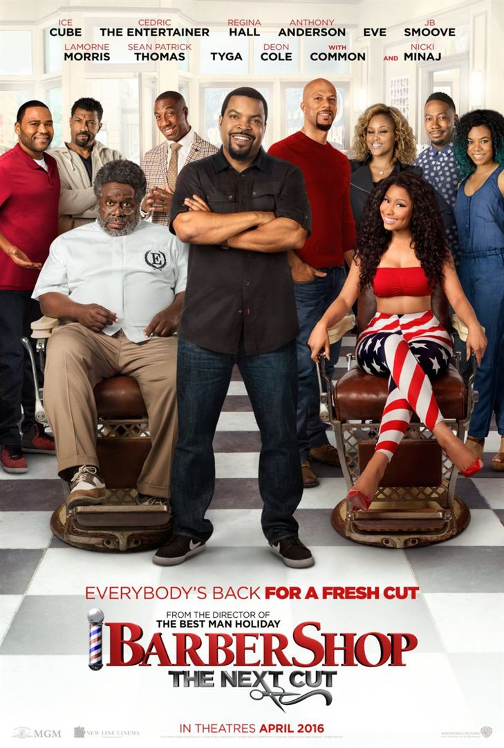 Barbershop: The Next Cut en streaming