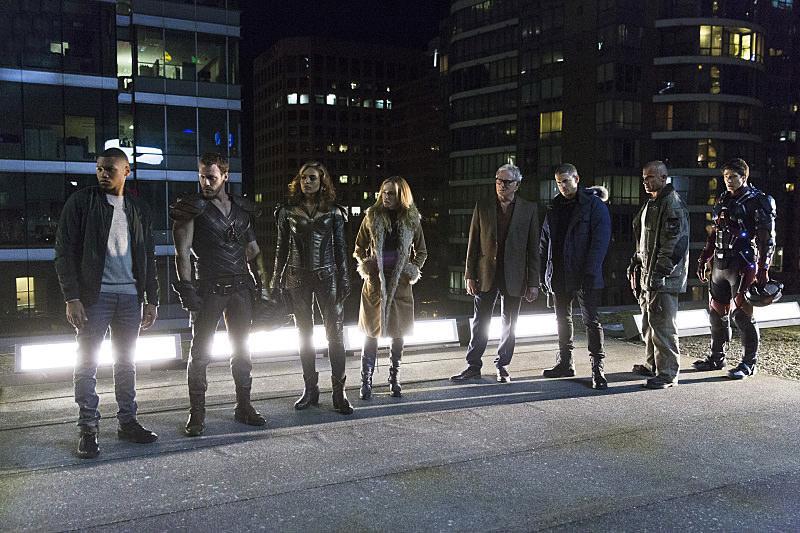 [Séries TV] DC's Legends of Tomorrow, Saisons 1 à 5 008733