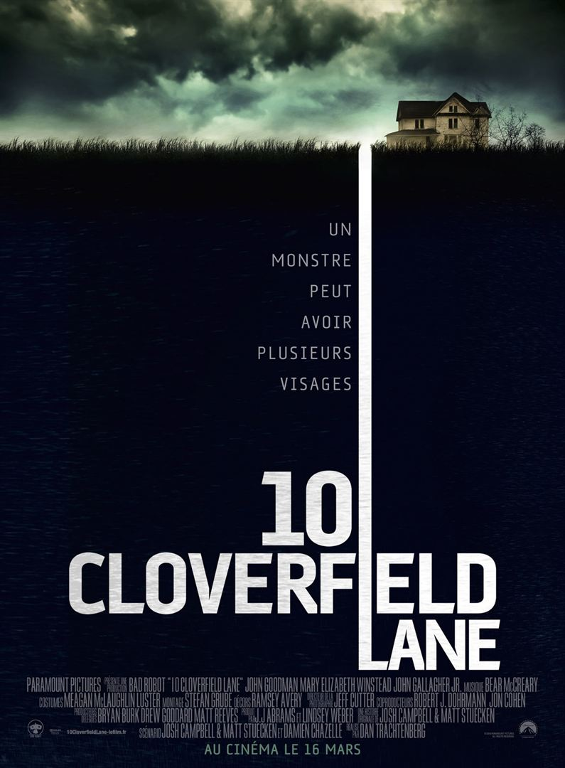 10 Cloverfield Lane FRENCH 720p BluRay 2016