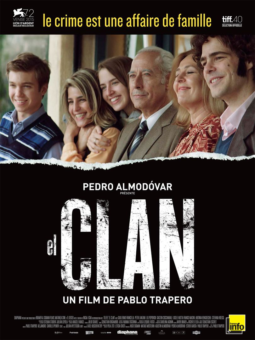 El Clan en streaming uptobox