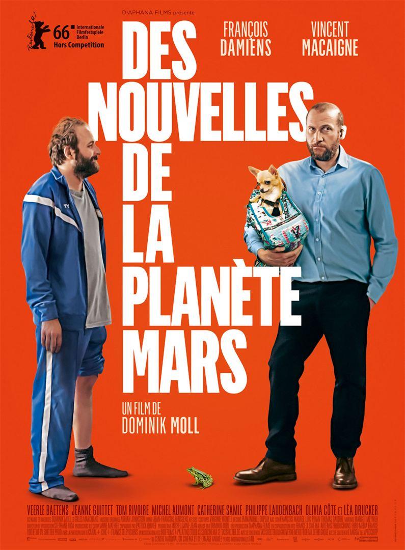 Des nouvelles de la planète Mars FRENCH DVDRIP 2016