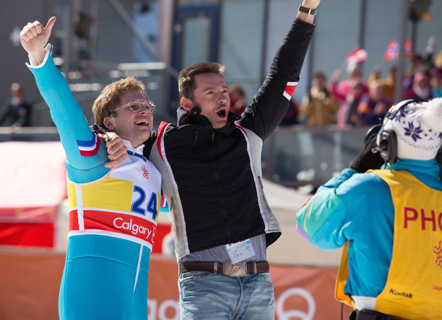 screen Eddie The Eagle
