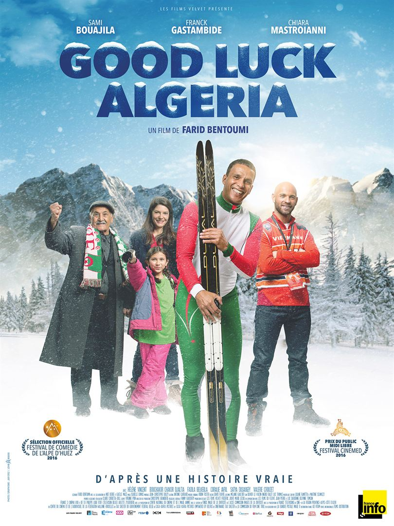 Good Luck Algeria FRENCH DVDRIP 2016