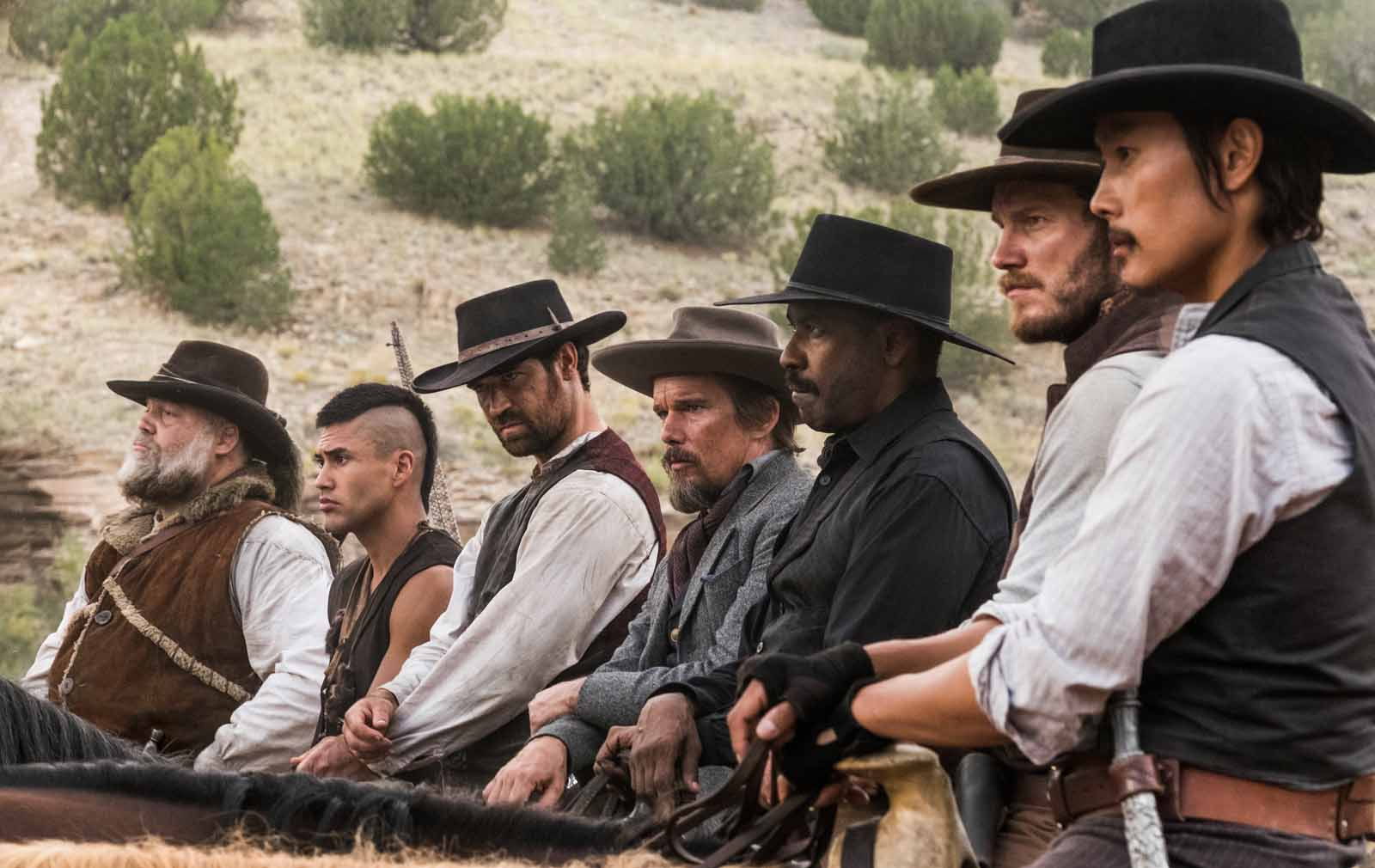 Watch The Magnificent Seven Online Full Movie VOSTFR