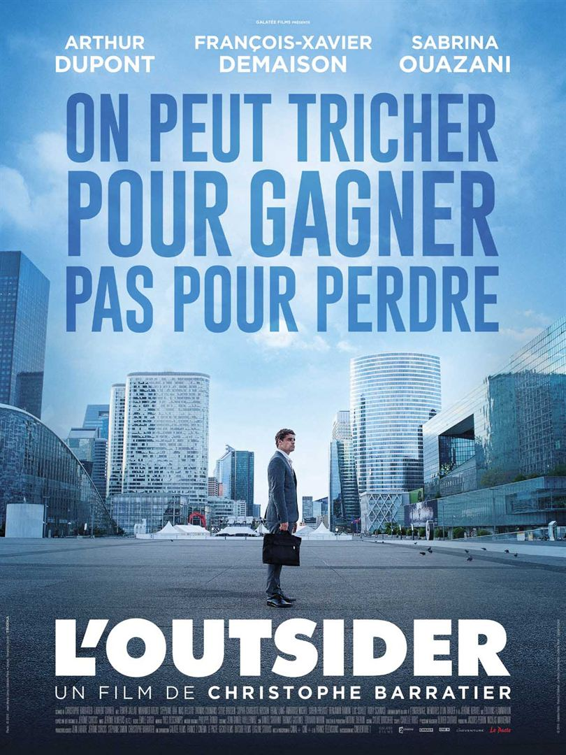 L'Outsider FRENCH WEBRIP 2016