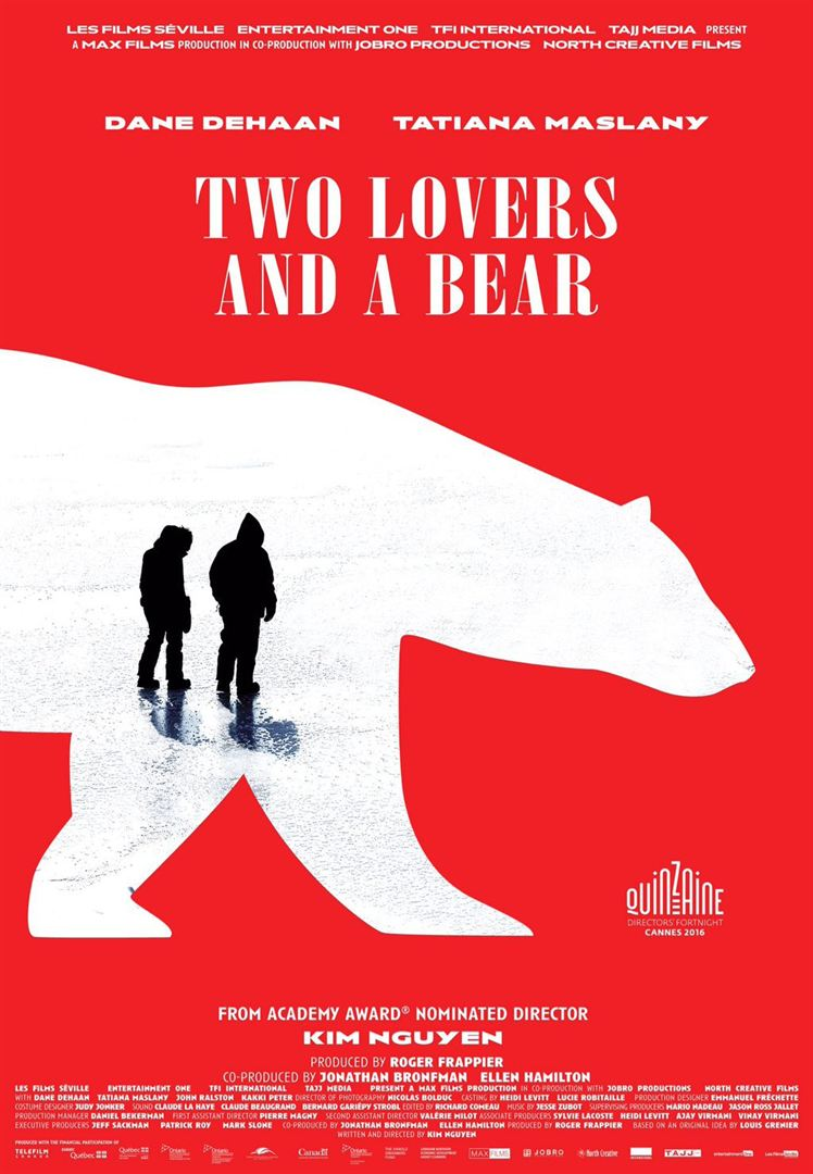 Two Lovers and a Bear FRENCH DVDRIP 2017