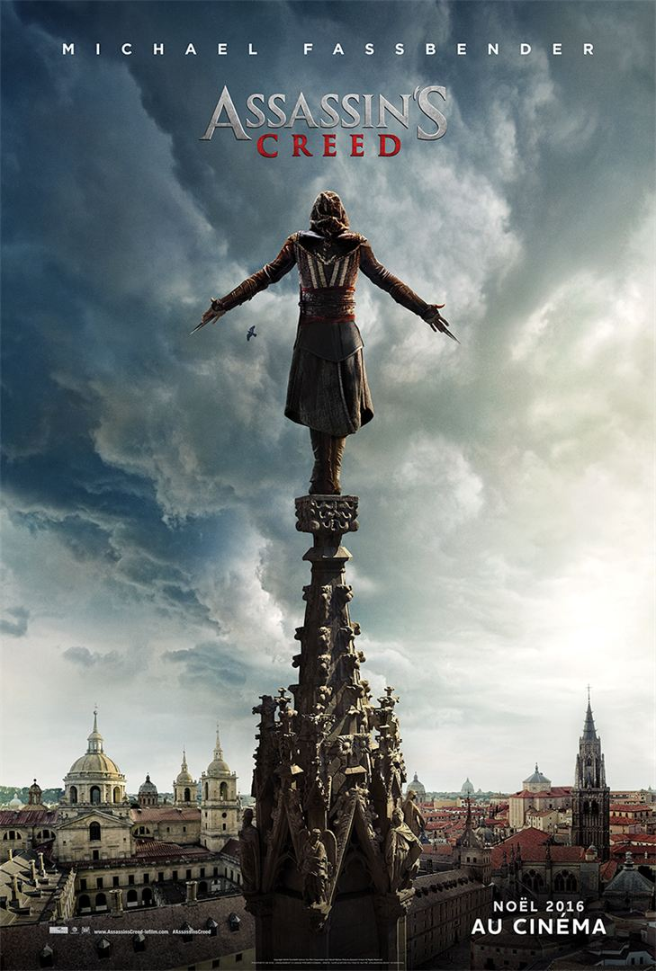 Assassin's Creed de Justin Kurzel avec Michael Fassbender (2016) 039823