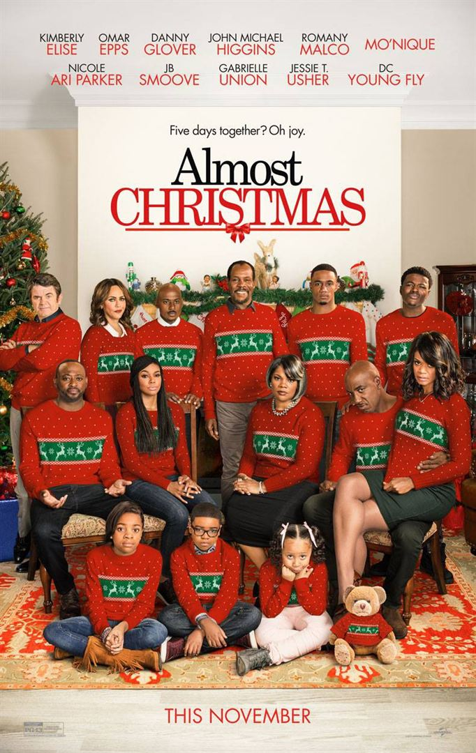 ALMOST CHRISTMAS en streaming uptobox