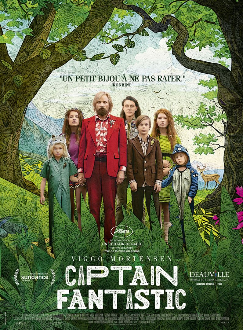 Captain Fantastic VOSTFR BRRIP 2016