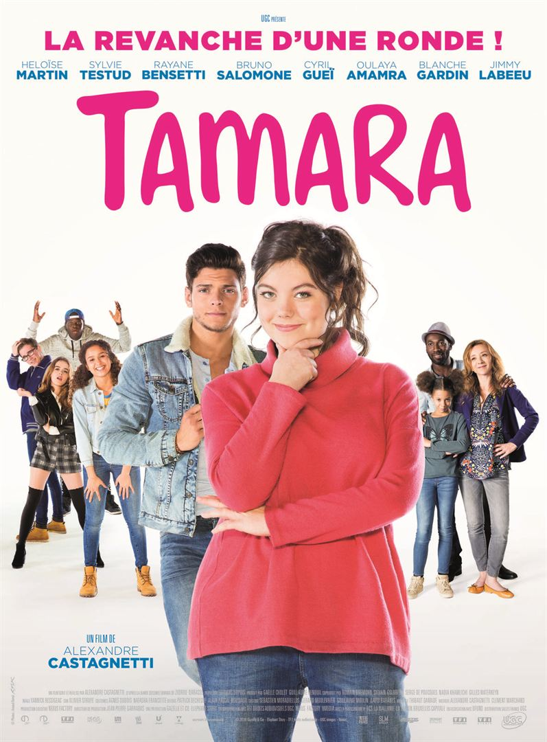 Tamara FRENCH BDRIP 2016