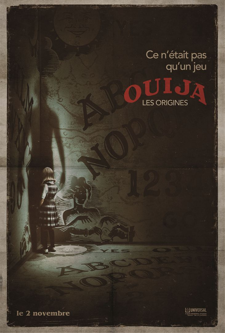 Ouija : Les Origines Multilingue 1080p BluRay 2016