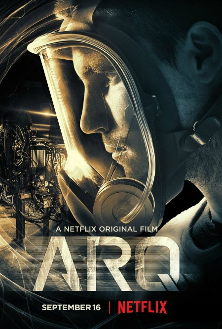 Arq (2016) En Streaming