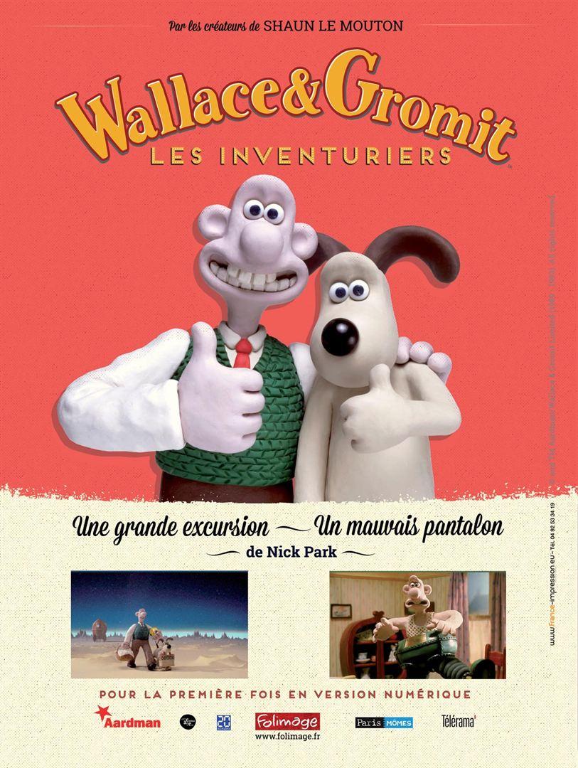 Wallace et Gromit: Les Inventuriers