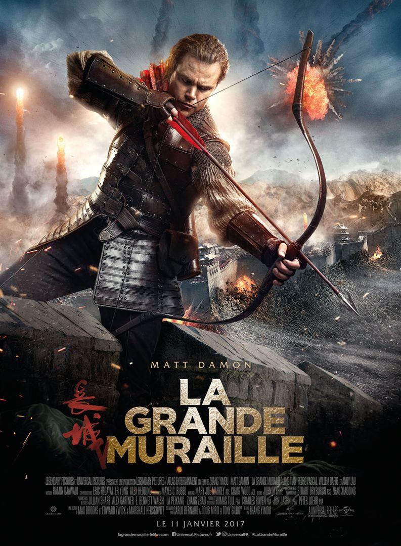 La Grande Muraille TRUEFRENCH TS 2016