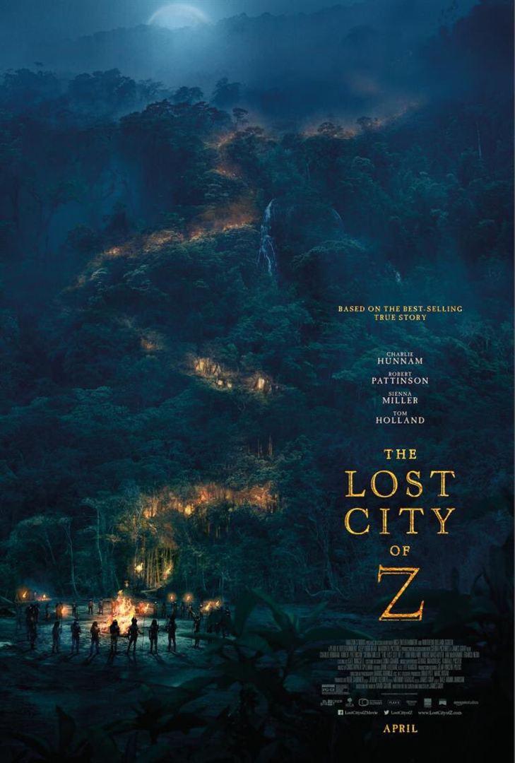 Lost City of Z – La Cité perdue de Z