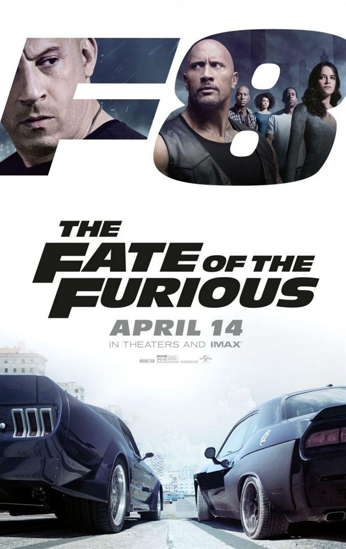 Fast & Furious 8 en streaming
